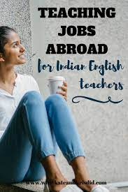 How to Get a Teaching Job Abroad