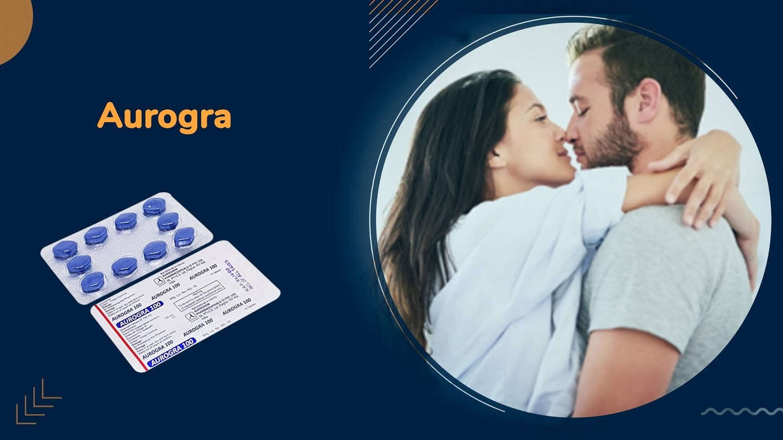 Aurogra 100 online To treats erectile dysfunction issues