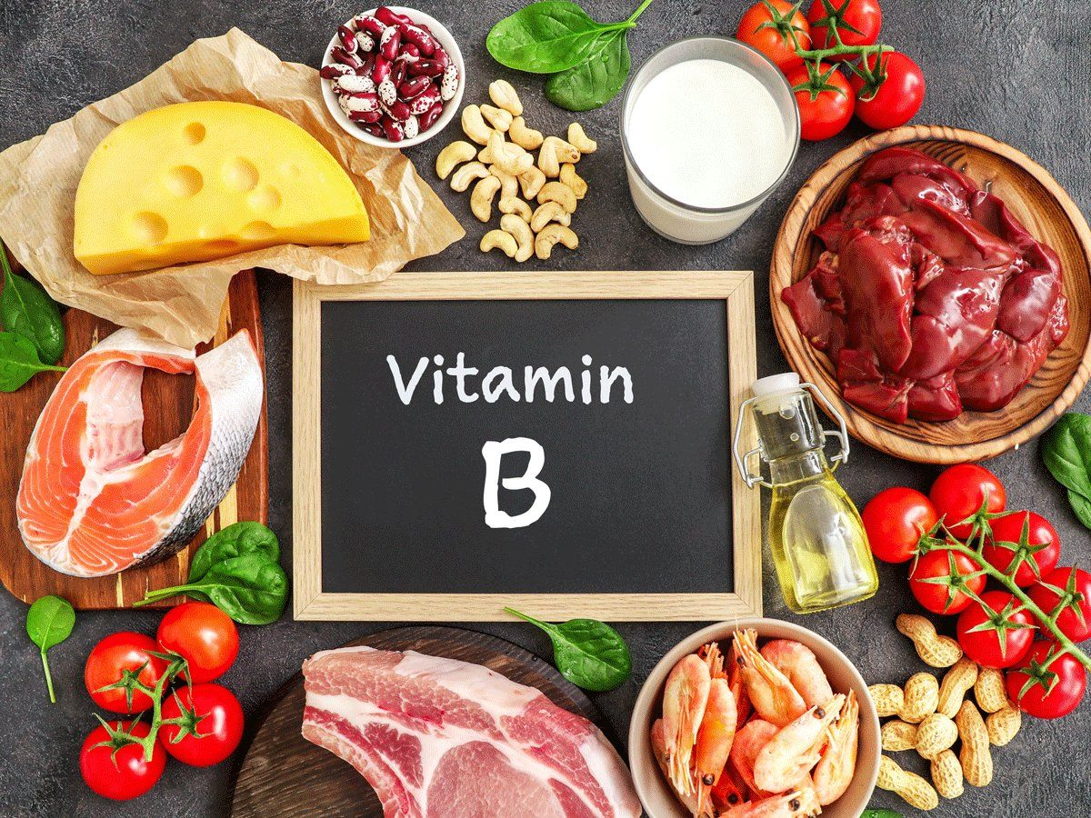 Vitamin B Complex: How it helps your Body!