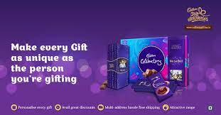 Grab Cadbury Gifting Cashback while Shopping from their Website