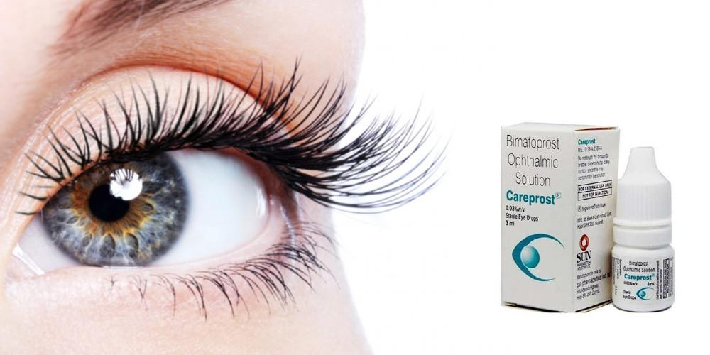 Eyelash Growth & Generic Latisse ophthalmic solution