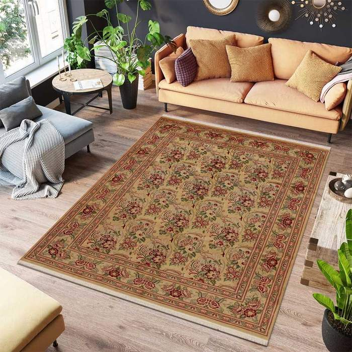 Tips for Decorating with a Rug Pattern and Texture