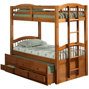 Maximize Your Floor Space With Stair Loft Bed